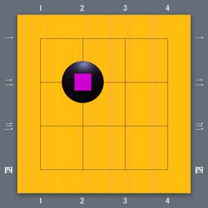 コンピュータによる囲碁・4路盤の完全解析